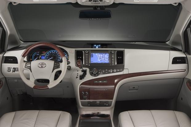 2013 Toyota Sienna New Car Review Autotrader
