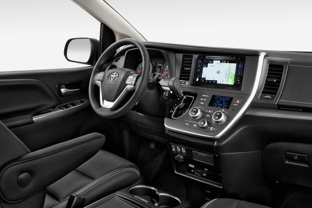 2015 Toyota Sienna New Car Review Autotrader