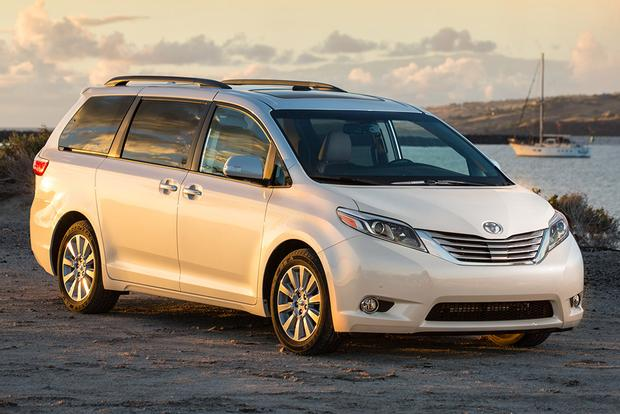 Amazing 2015 Toyota Sienna Vs. 2015 Nissan Quest: Which Is Better? Featured Image  Large