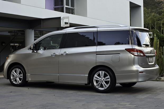 Sienna Hybrid >> 2015 Toyota Sienna vs. 2015 Nissan Quest: Which Is Better ...