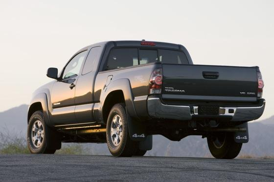 2005-2010 Toyota Tacoma: Used Car Review featured image large thumb2