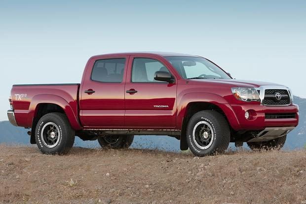 2011 Toyota Tacoma: Used Car Review featured image large thumb1