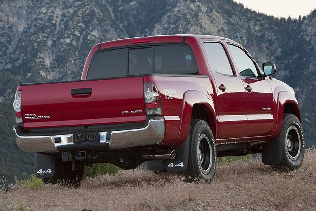 2011 Toyota Tacoma: Used Car Review featured image large thumb2