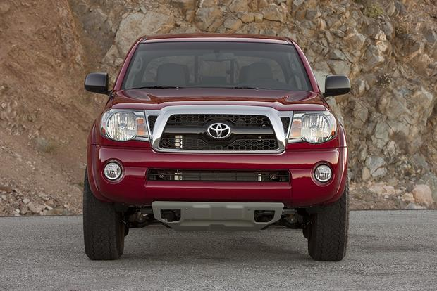 2011 Toyota Tacoma: Used Car Review featured image large thumb0