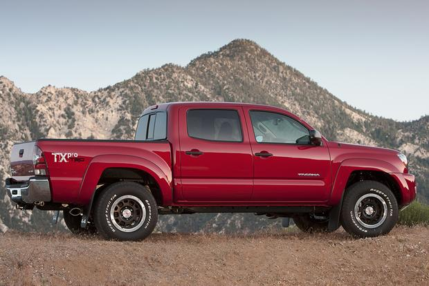 2011 Toyota Tacoma: Used Car Review Featured Image Large Thumb5