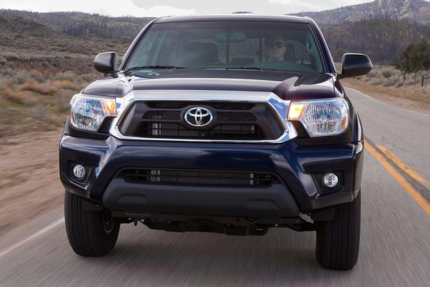2012 Toyota Tacoma: Used Car Review featured image large thumb0