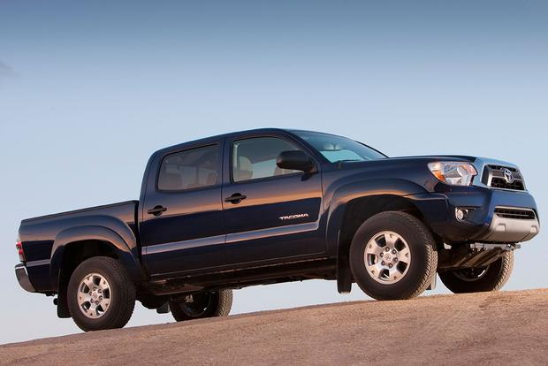 2012 Toyota Tacoma: Used Car Review featured image large thumb1