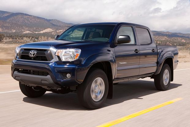 2012 Toyota Tacoma: Used Car Review