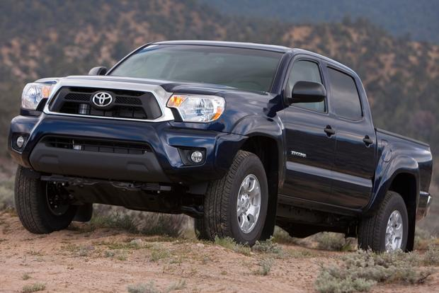 2013 Toyota Tacoma: OEM Image Gallery featured image large thumb5
