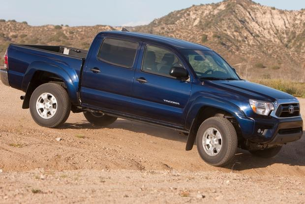 2013 Toyota Tacoma: OEM Image Gallery featured image large thumb6