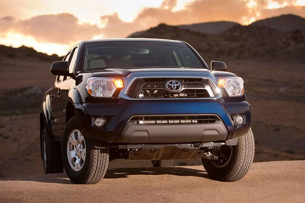 2013 Toyota Tacoma: Used Car Review featured image large thumb0