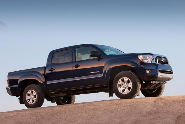 2013 Toyota Tacoma: Used Car Review featured image large thumb1