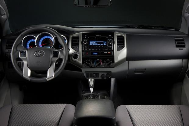 2013 Toyota Tacoma: Used Car Review featured image large thumb2