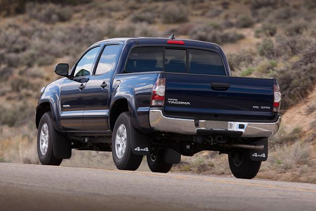 2013 Toyota Tacoma: Used Car Review featured image large thumb3