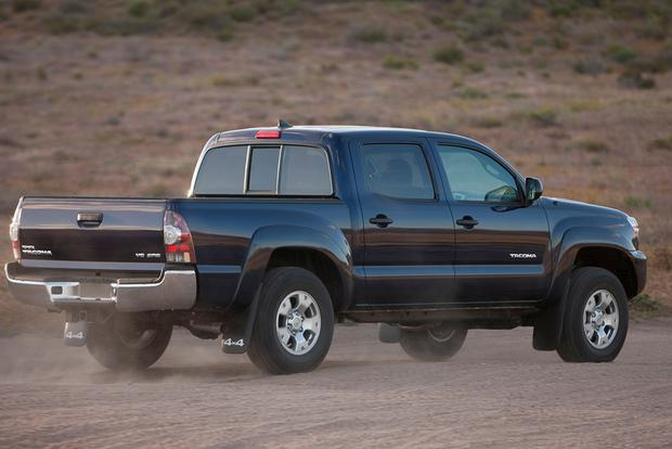 2013 Toyota Tacoma: Used Car Review featured image large thumb4