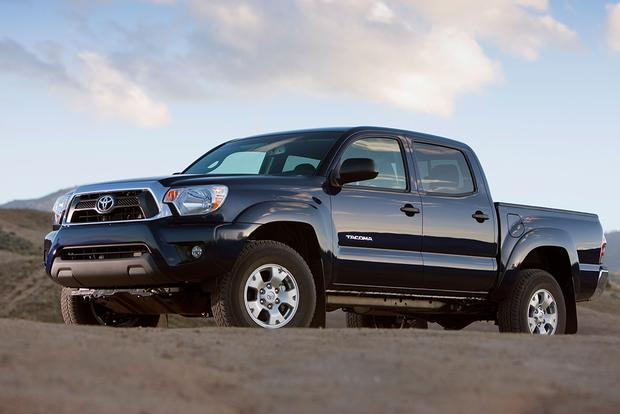 2013 Toyota Tacoma: Used Car Review featured image large thumb5