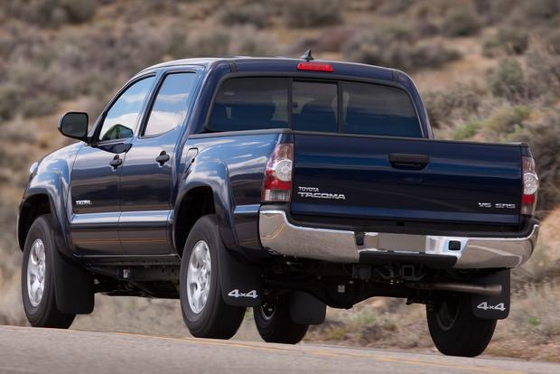 2014 Toyota Tacoma: Used Car Review featured image large thumb2