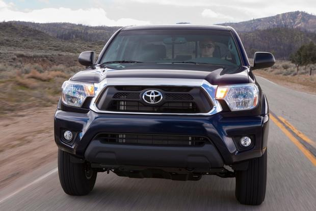 2014 Toyota Tacoma: Used Car Review featured image large thumb1