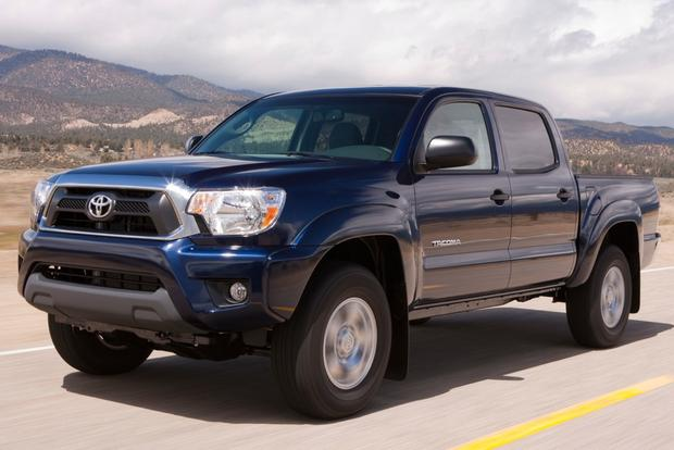 2014 Toyota Tacoma: Used Car Review featured image large thumb0