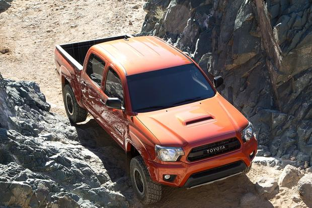 2015 Toyota Tacoma: New Car Review featured image large thumb0