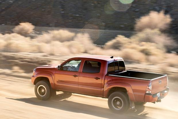 2015 Toyota Tacoma: New Car Review featured image large thumb1