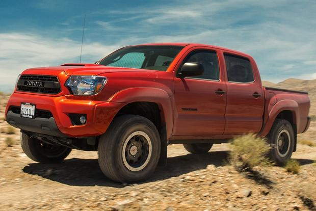 2015 Toyota Tacoma: New Car Review featured image large thumb2