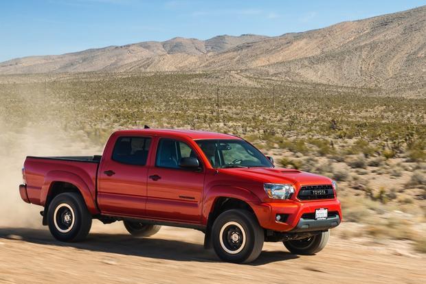 2015 Toyota Tacoma: Used Car Review featured image large thumb5