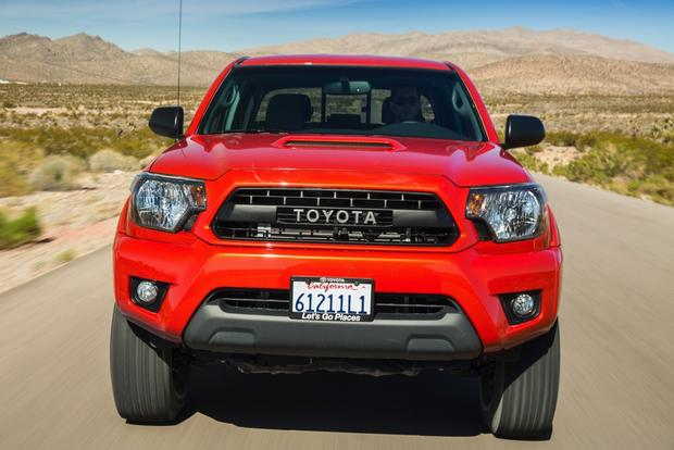 2015 Toyota Tacoma: New Car Review featured image large thumb5