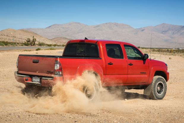2015 Toyota Tacoma TRD Pro: First Drive Review featured image large thumb1