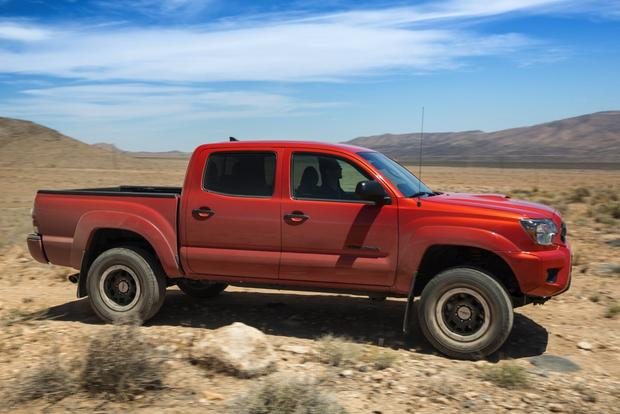 2015 Toyota Tacoma TRD Pro: First Drive Review featured image large thumb2