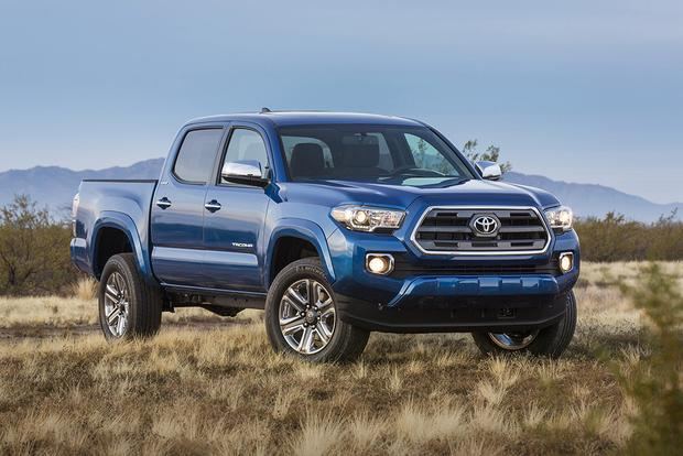 2016 Toyota Tacoma: First Drive Review