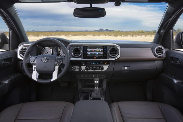 2016 Toyota Tacoma: First Drive Review featured image large thumb1