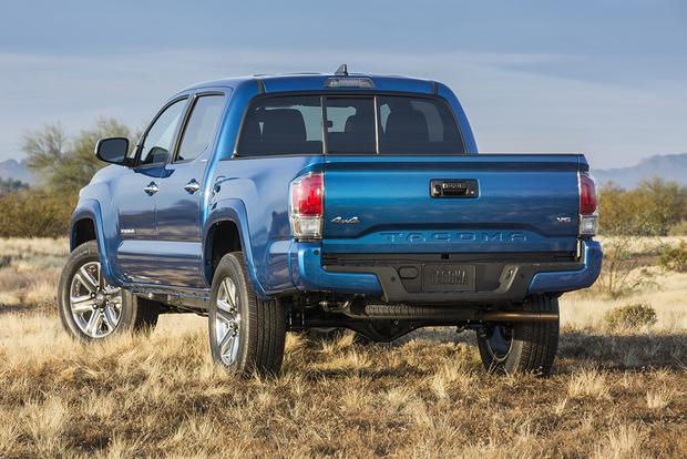 2016 Toyota Tacoma: First Drive Review featured image large thumb3