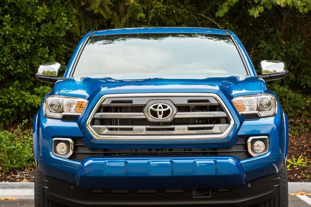 2017 Toyota Tacoma: New Car Review featured image large thumb2