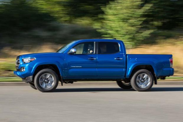 2017 Toyota Tacoma: New Car Review featured image large thumb5
