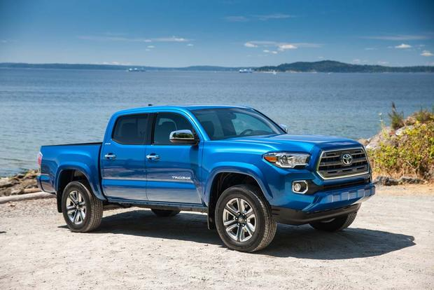 2017 Toyota Tacoma: New Car Review featured image large thumb1