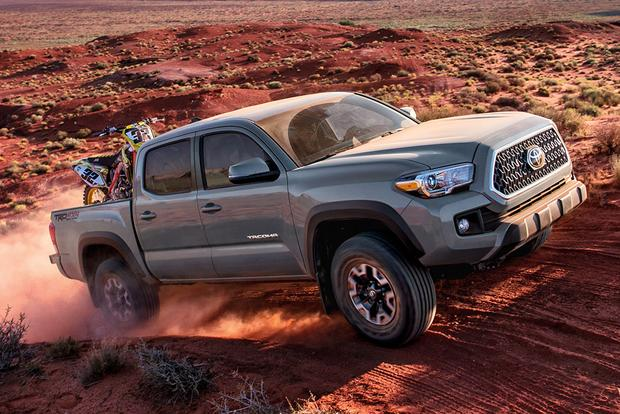 2018 Toyota Tacoma: New Car Review featured image large thumb0