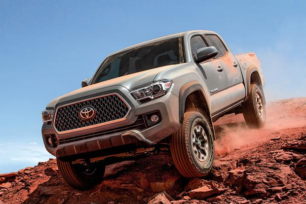 2018 Toyota Tacoma: New Car Review featured image large thumb1