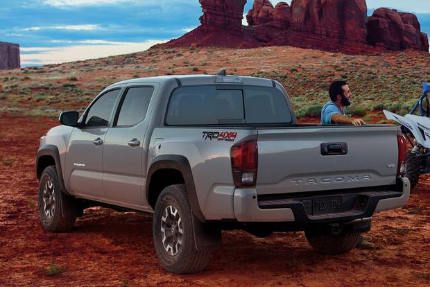 2018 Toyota Tacoma: New Car Review featured image large thumb2