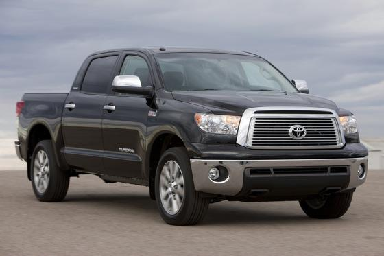2012 Toyota Tundra: OEM Image Gallery featured image large thumb0