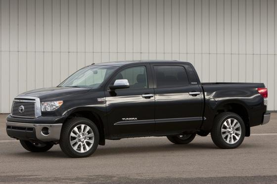 2012 Toyota Tundra: OEM Image Gallery featured image large thumb6
