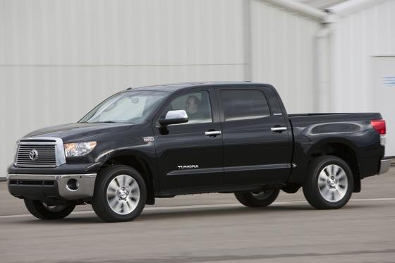 2012 Toyota Tundra: OEM Image Gallery featured image large thumb7