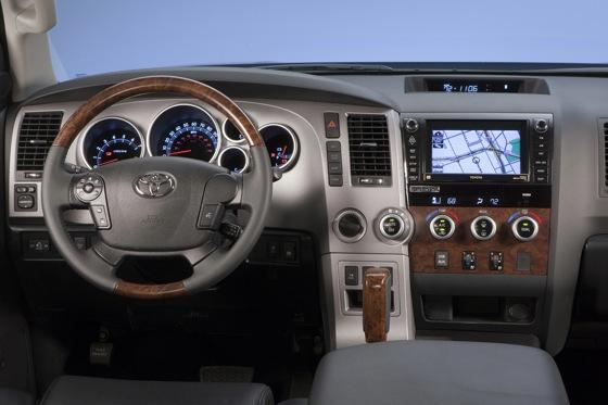 2012 Toyota Tundra: OEM Image Gallery featured image large thumb17