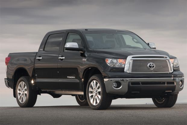 2013 Toyota Tundra: New Car Review