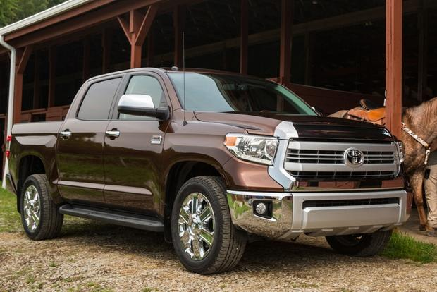 2015 Toyota Tundra: Used Car Review