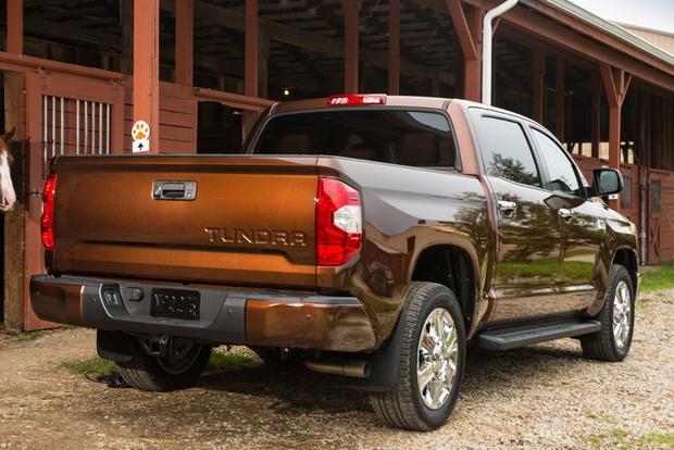 1794 Toyota Tundra >> 2015 Toyota Tundra: New Car Review