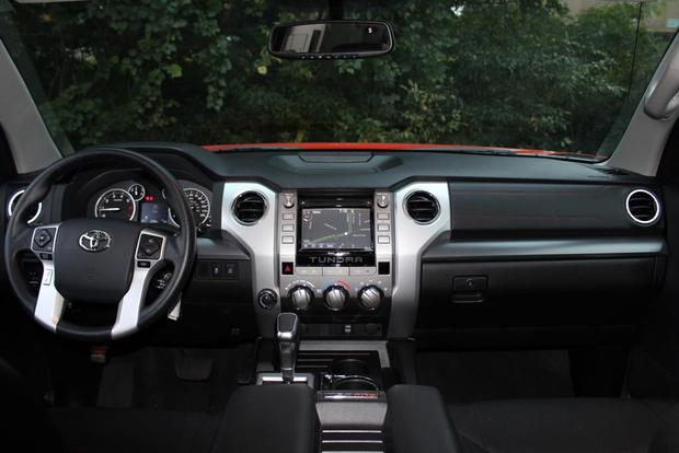 2015 Toyota Tundra TRD Pro: Large and In Charge featured image large thumb5
