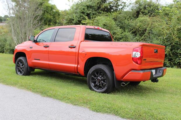 2015 Toyota Tundra TRD Pro: Large and In Charge featured image large thumb8