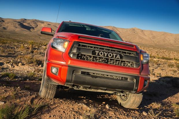 2015 Toyota Tundra TRD Pro: First Drive Review featured image large thumb0