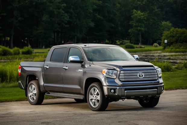 2016 toyota tundra new car review autotrader. Black Bedroom Furniture Sets. Home Design Ideas
